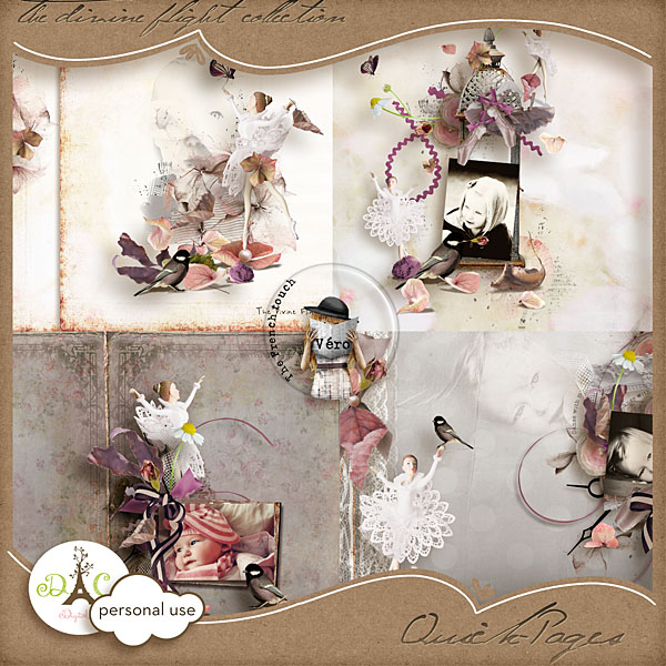 Véro - MAJ 02/03/17 - Spring has sprung ...  - $1 per pack  - Page 3 Preview_thedivine...tqp_vero-3781098