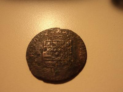 Liard de Namur pour Philippe V (Pays-Bas espagnols) 1709 ou 1710 Dsc06962-37045ef