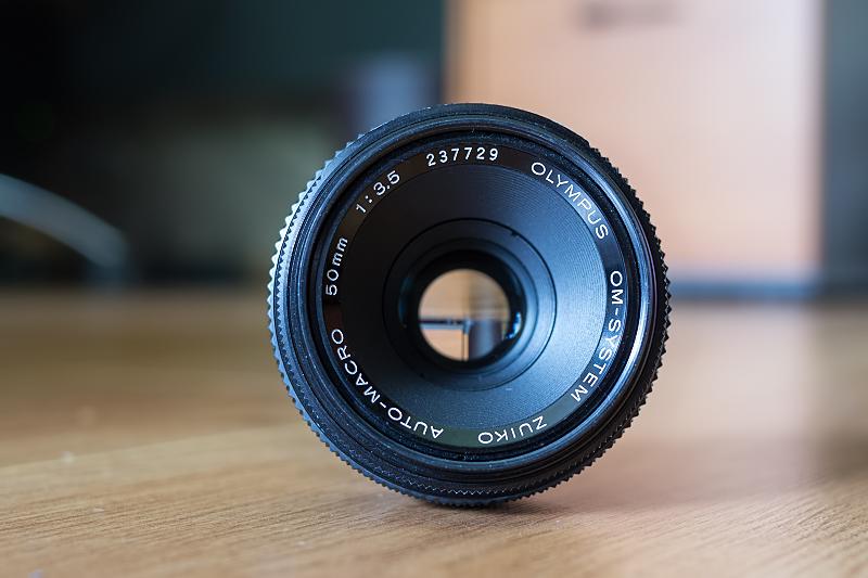 [VDS] Objectif Olympus 50mm macro + tubes _1040209-36814d0