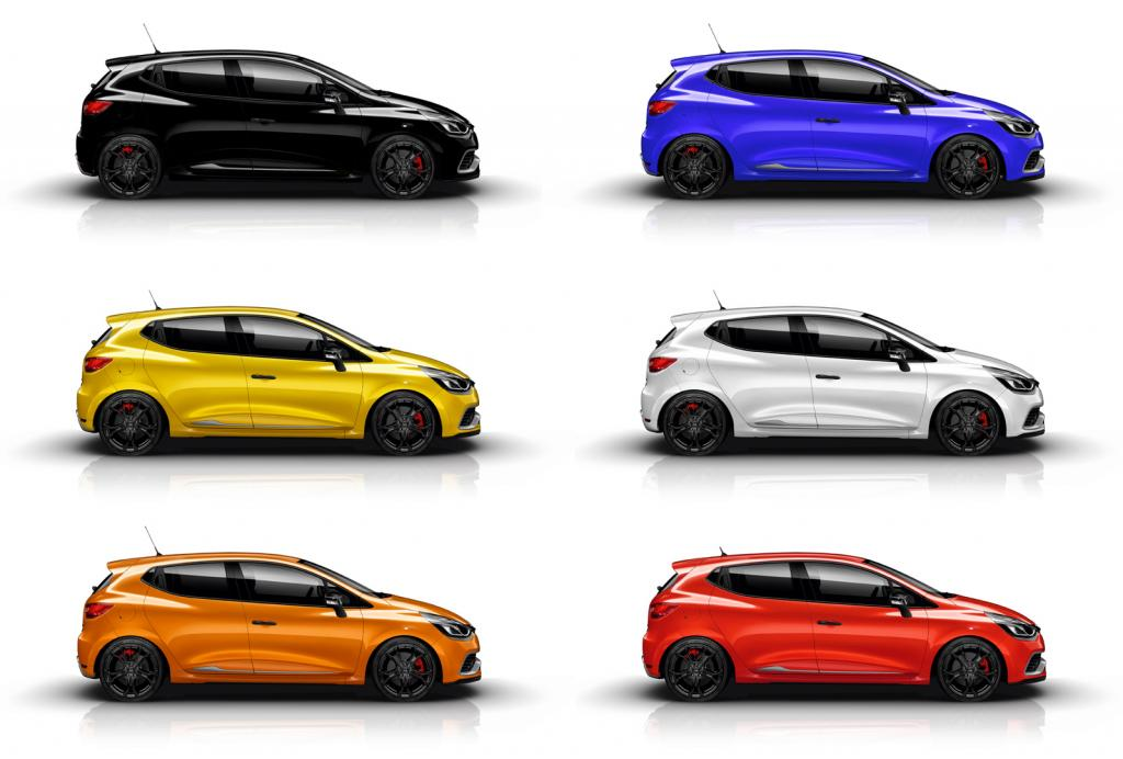 new clio renaultsport 200 turbo officially unveiled page 49 - Coloris Clio 4