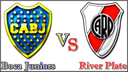 SuperClsico Boca Juniors vs River Plate